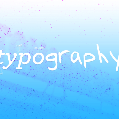 My Freebies Typography List